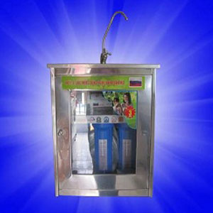 Tủ Inox máy lọc nước