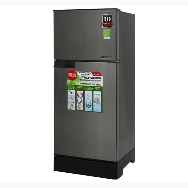 Tủ lạnh Inverter SHARP SJ-X176E-SL