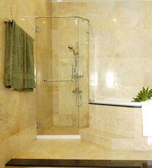 Phòng tắm vách kính Kato Việt Nhật VK01