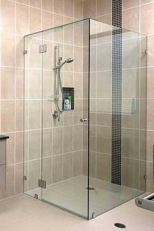 Phòng tắm vách kính Kato Việt Nhật VK04