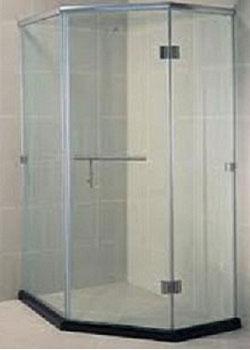 Vách kính nhà tắm VK 05