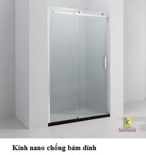 Phòng tắm vách kính Kato Nano EKT-02