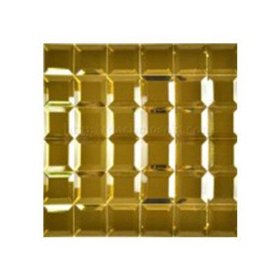 Gạch ốp trang trí phòng karaoke Mosaic Vát Vàng