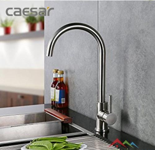 Vòi rửa bát Caesar K695C