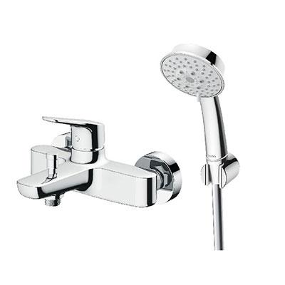 Vòi sen tắm Toto TBG03302V-TBW03002B