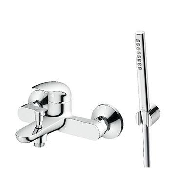 Vòi sen tắm Toto TBS03302V-TBW02017A