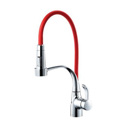 Vòi rửa bát Daeshin KFS-3005 Red