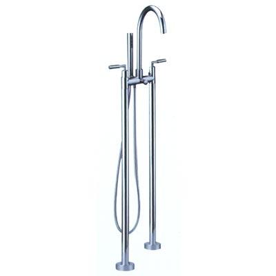 Bộ vòi sen tắm xả bồn Daelim LD-01