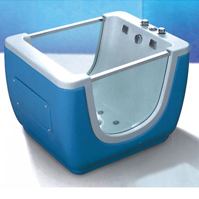 Bồn tắm massage kích thước nhỏ Daelim W-1102
