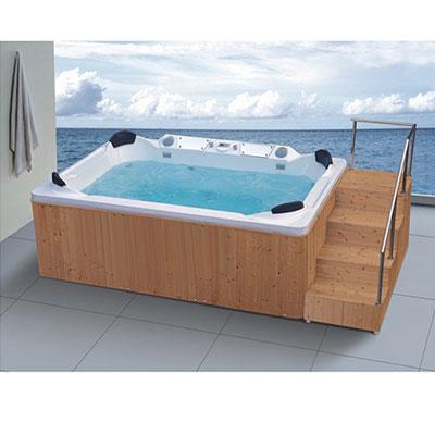 Bồn tắm spa massage Daelim W-2011