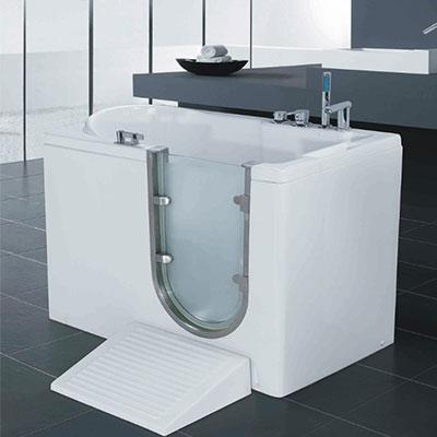 Bồn tắm massage kích thước nhỏ Daelim W-5116