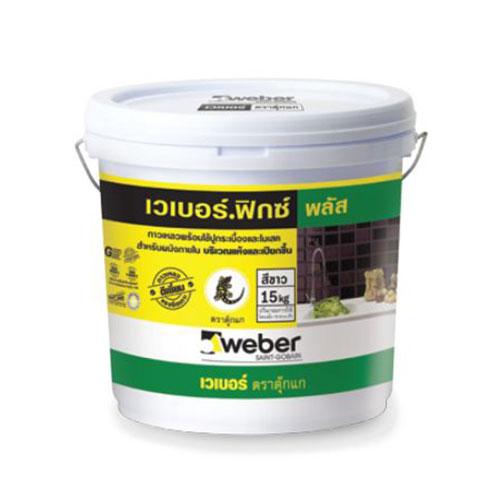 Keo dán gạch Weberfix Plus