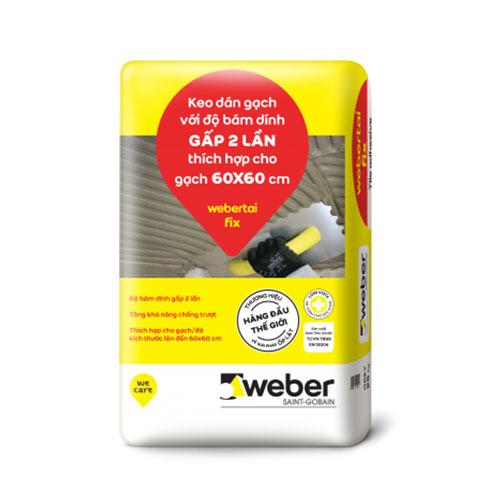 Keo dán gạch Webertai Fix